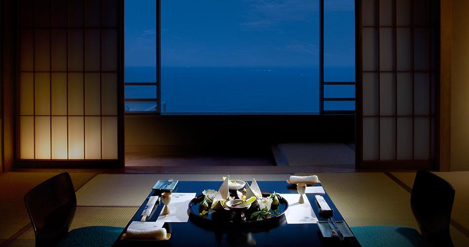 Izu Inatori Onsen Gourmet Ryokan Hamanoyu Guest Room